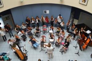 Photo Conservatoire Vernon