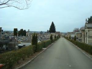 cimetière des Capucins