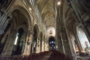 Eglise collégiale Notre-Dame