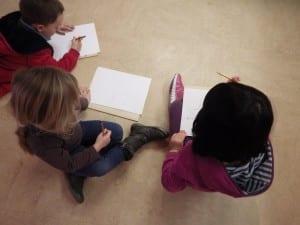 Atelier pour enfant au Musée de Vernon