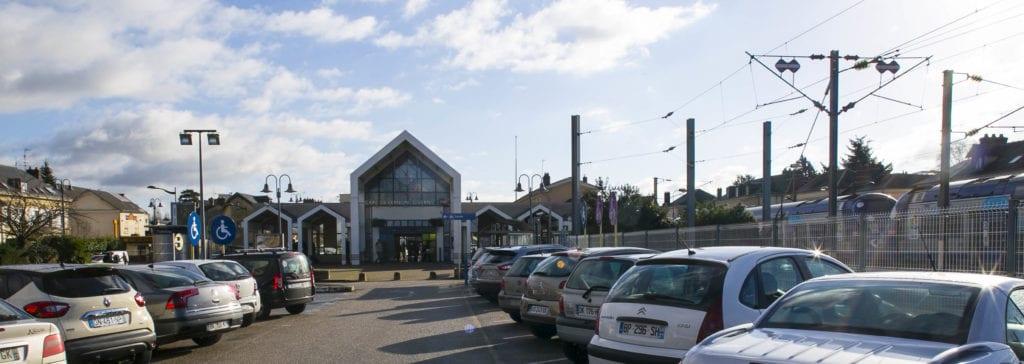 gare de Vernon Giverny