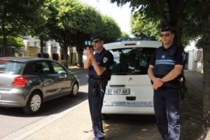 sécurité routière Police Municipale Vernon