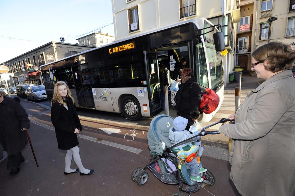 TransCape bus