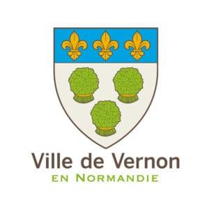 Blason de Vernon version 2016