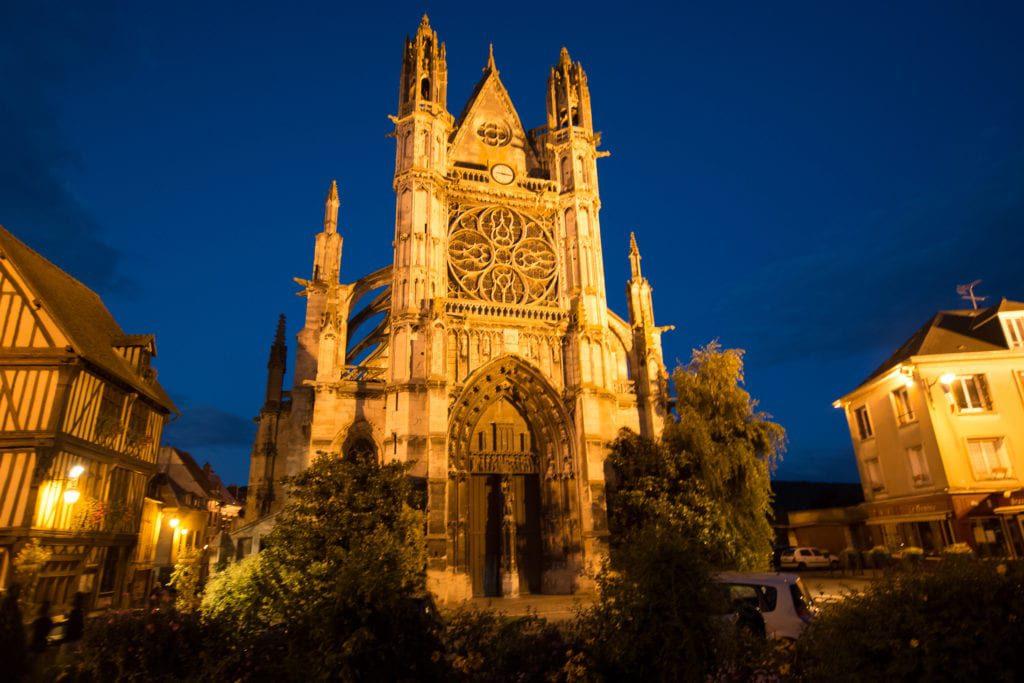 Collégiale Notre Dame - Vernon