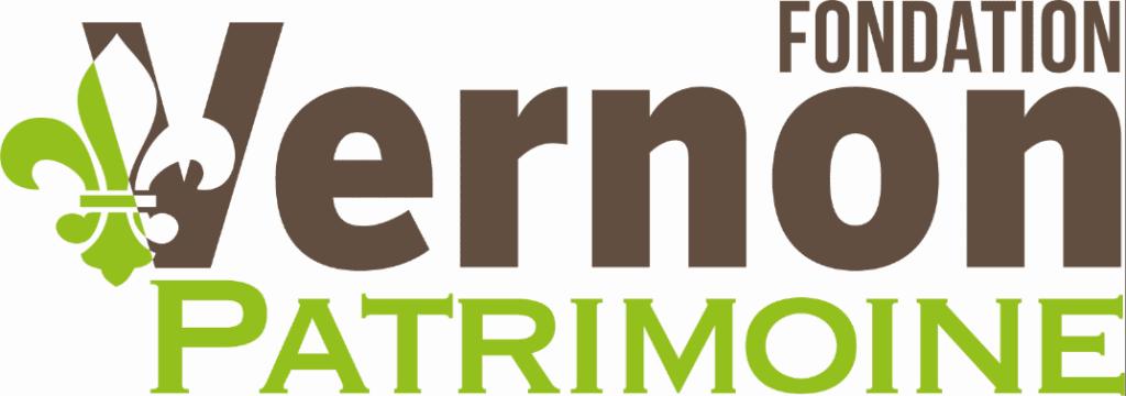 Logo Fondation Vernon Patrimoine