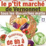 P'tit marché de Vernonnet Vernon