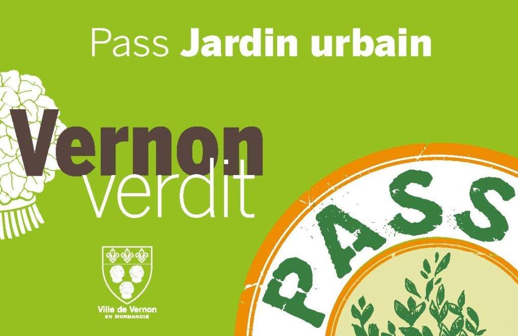 Pass Jardin Urbain de la ville de Vernon