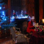 Affiche Bizy fête Noël ! Visite-Spectacle