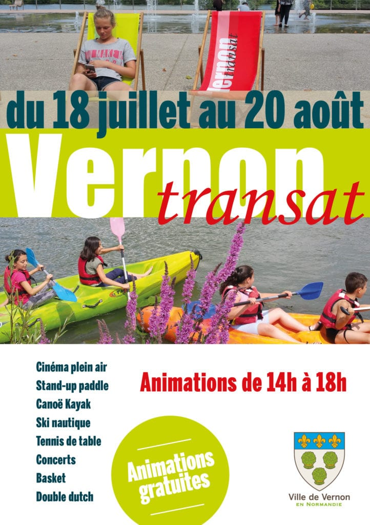 Vernon Transat 2017