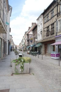 Rue Carnot Vernon