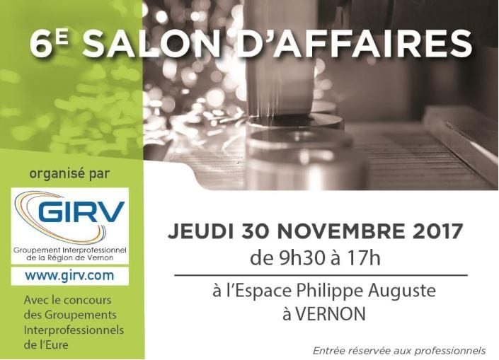 Salon d'affaires du GIRV
