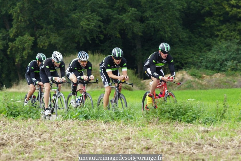 photo course vélo
