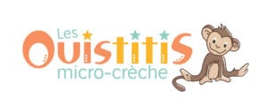 logo micro crèche des Ouistitis Vernon