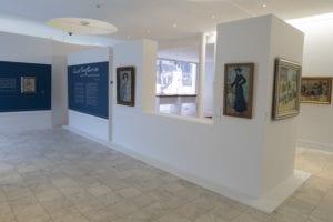 Exposition Lucie Cousturier Musée de Vernon