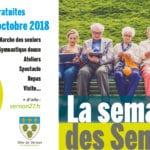 Semaine des Seniors 2018 Vernon