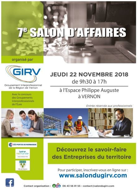 Salon des Affaires GIRV 2018