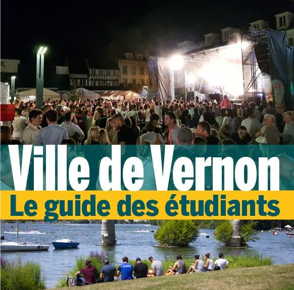 Guide des étudiants Vernon ITII Campus de l'Espace