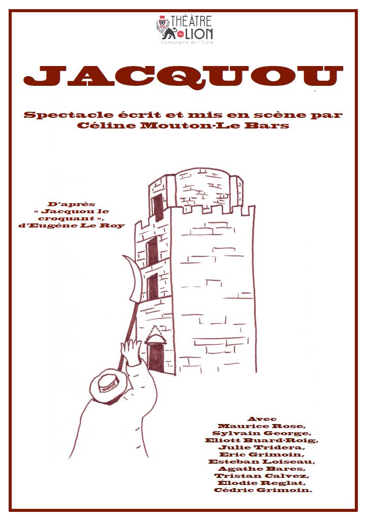 Affiche Jacquou