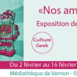 banderole expo de robots