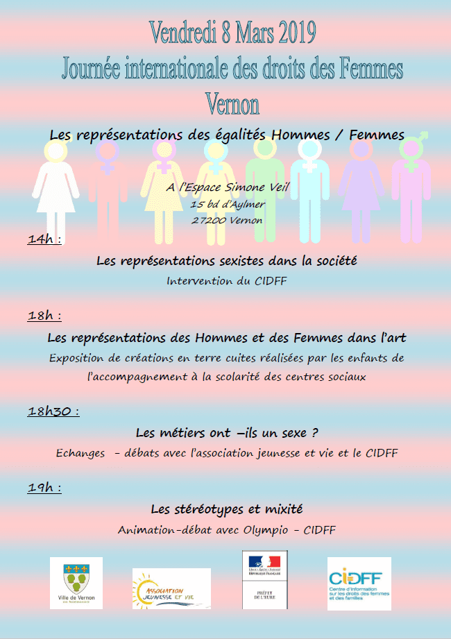 association internationale des femmes