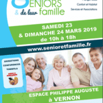 affiche salon des seniors
