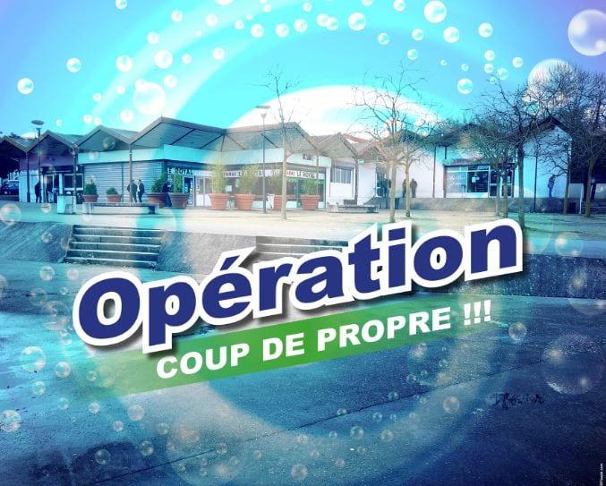 Opération coup de propre Vernon 2019