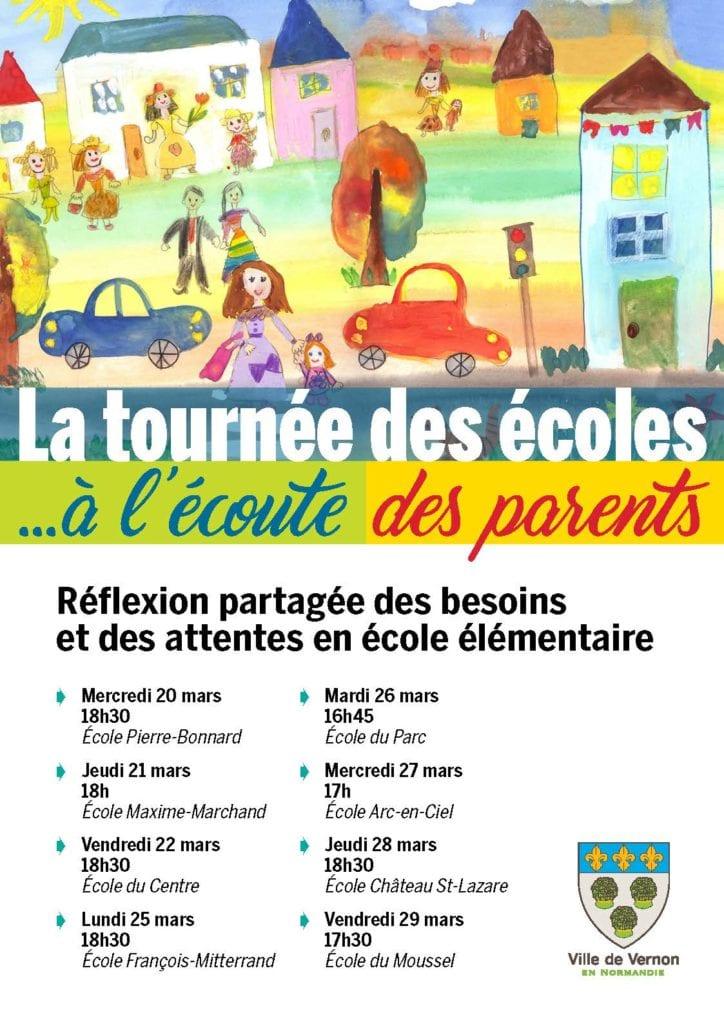 Dominique Morin, maire-adjointe en charge de l'éducation, organise donc une tournée des huit groupes scolaires de la commune. L'objectif : évaluer les actions mises en œuvre et écouter les retours d'expérience et propositions des parents.