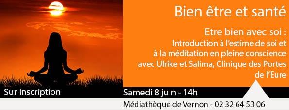 bannière Méditation bien être et santé-Juin