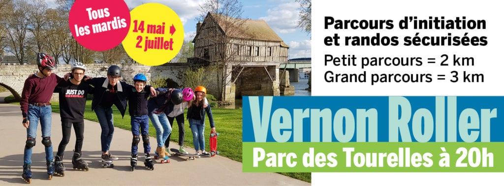 Vernon Roller édition 2019 « Venez rouler en bord de Seine »