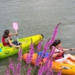 Vernon jeunes jeunesse kayak