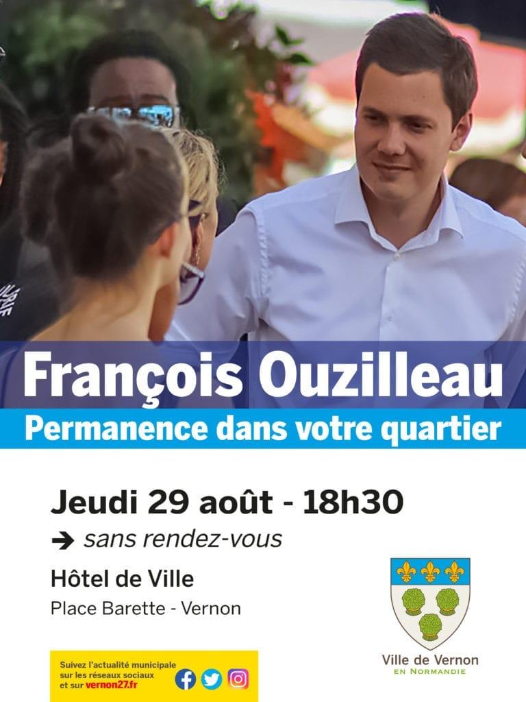 Permanence François Ouzilleau