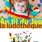 """Ludothèque """"Au fil du Jeu"""""""