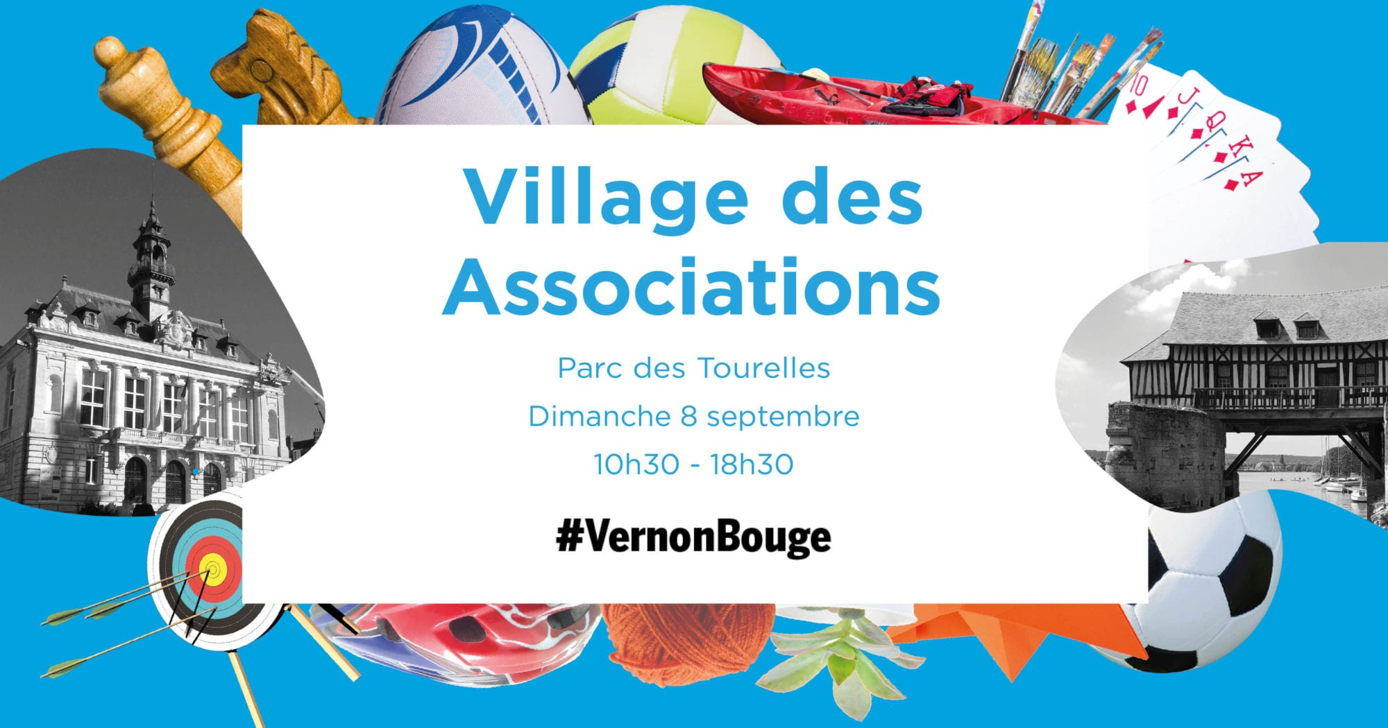 village des associations vernon 2019