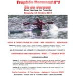 Trophée Victor Josse Kayak Vernon