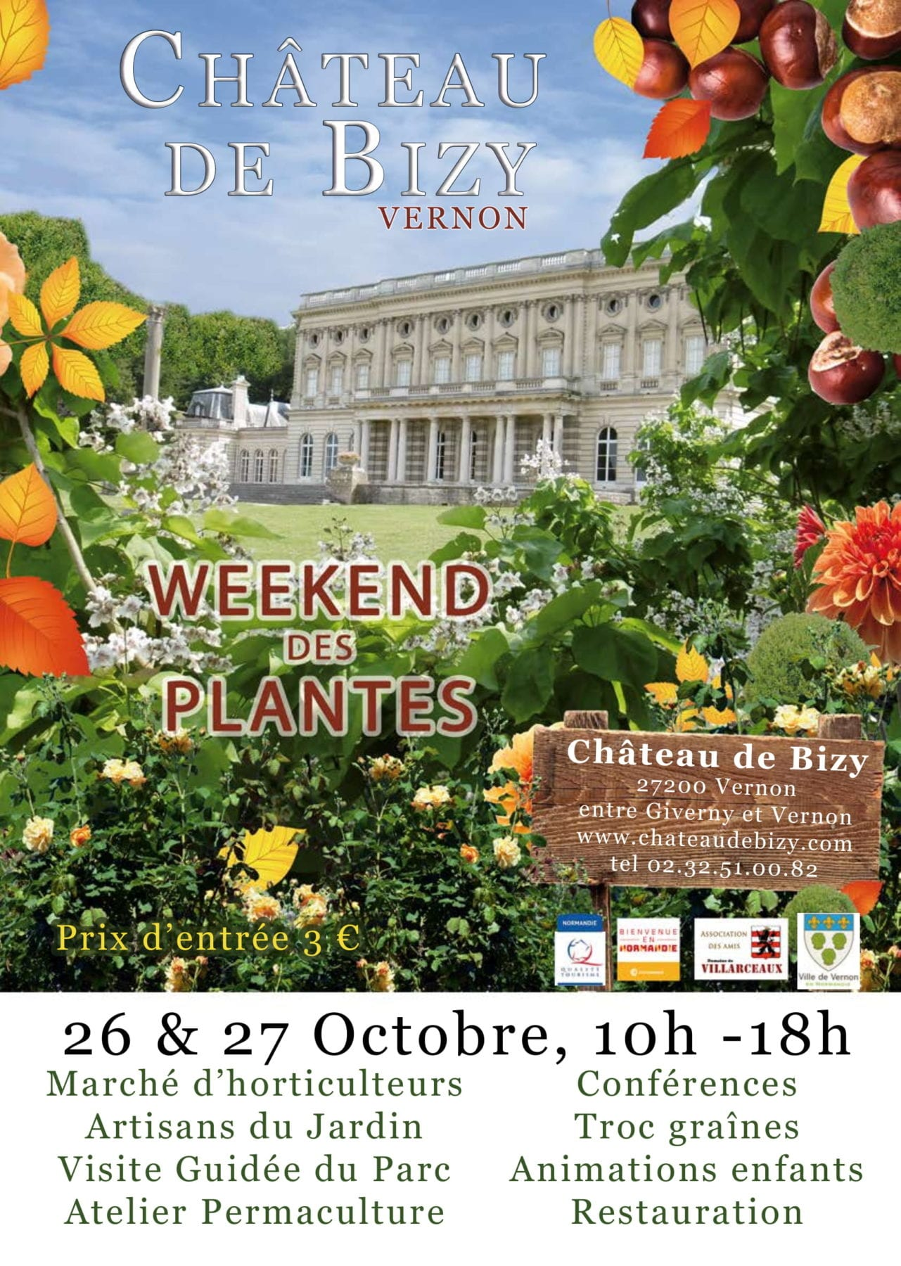 Weekend plantes