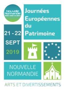 Journées du patrimoine 2019 Vernon SNA Nouvelle Normandie