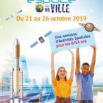 espace dans la ville Vernon octobre 2019