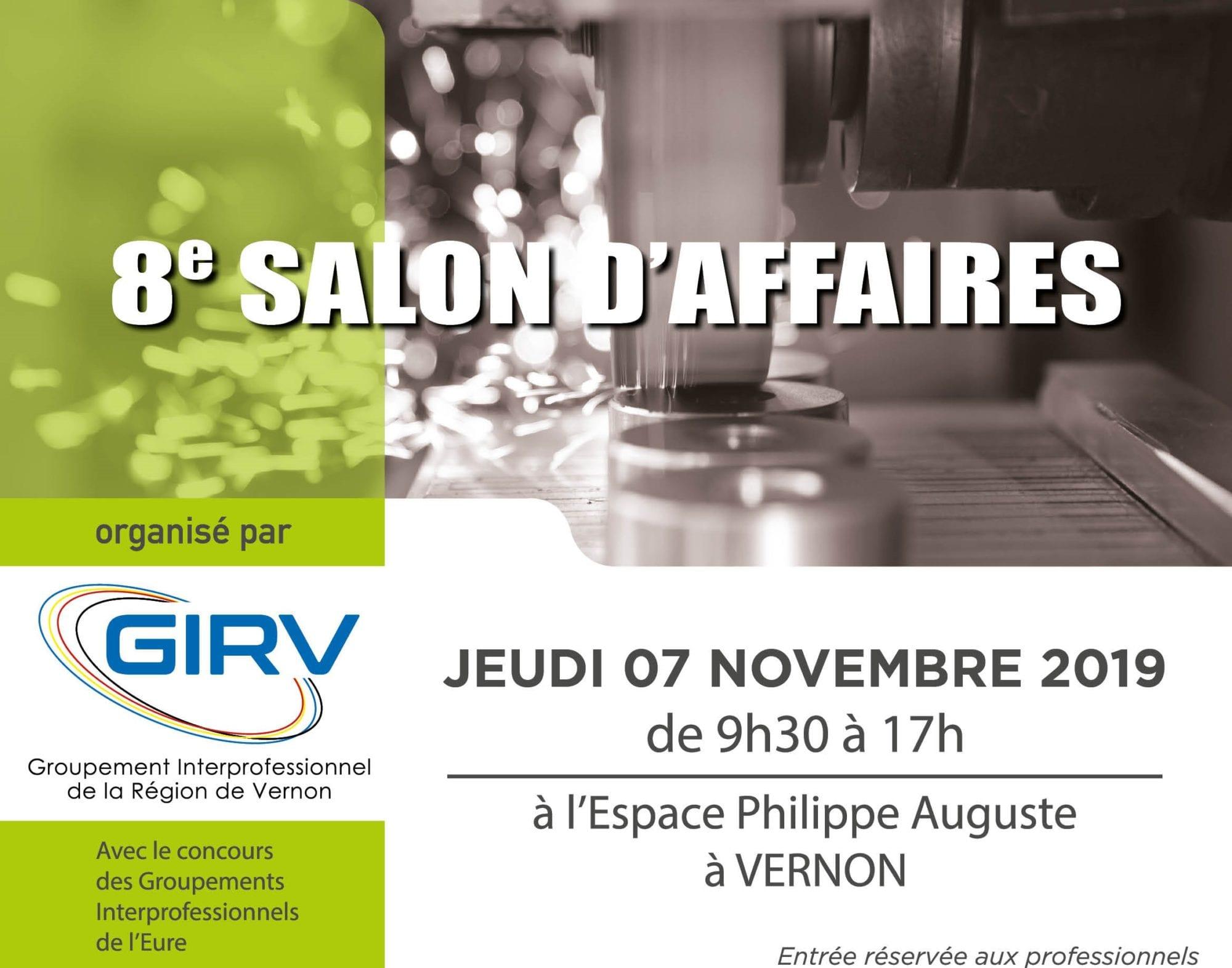 Salon du GIRV Vernon 2019