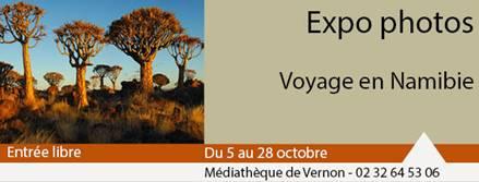 Tout le mois d'octobre, un voyage en Namibie pour se réchauffer au soleil de l'Afrique