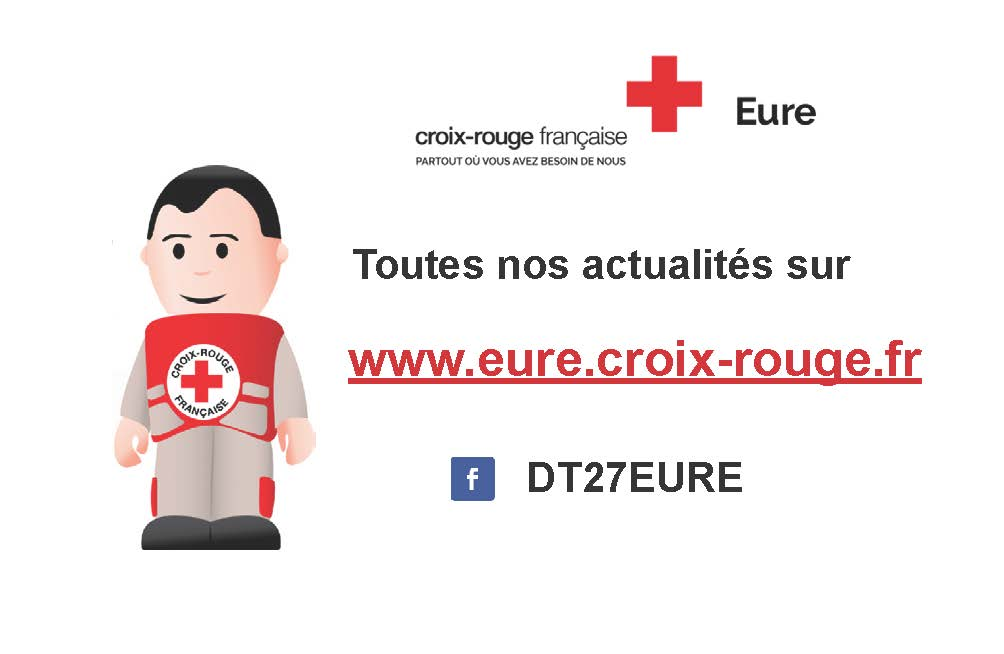 Informations croix rouge eure