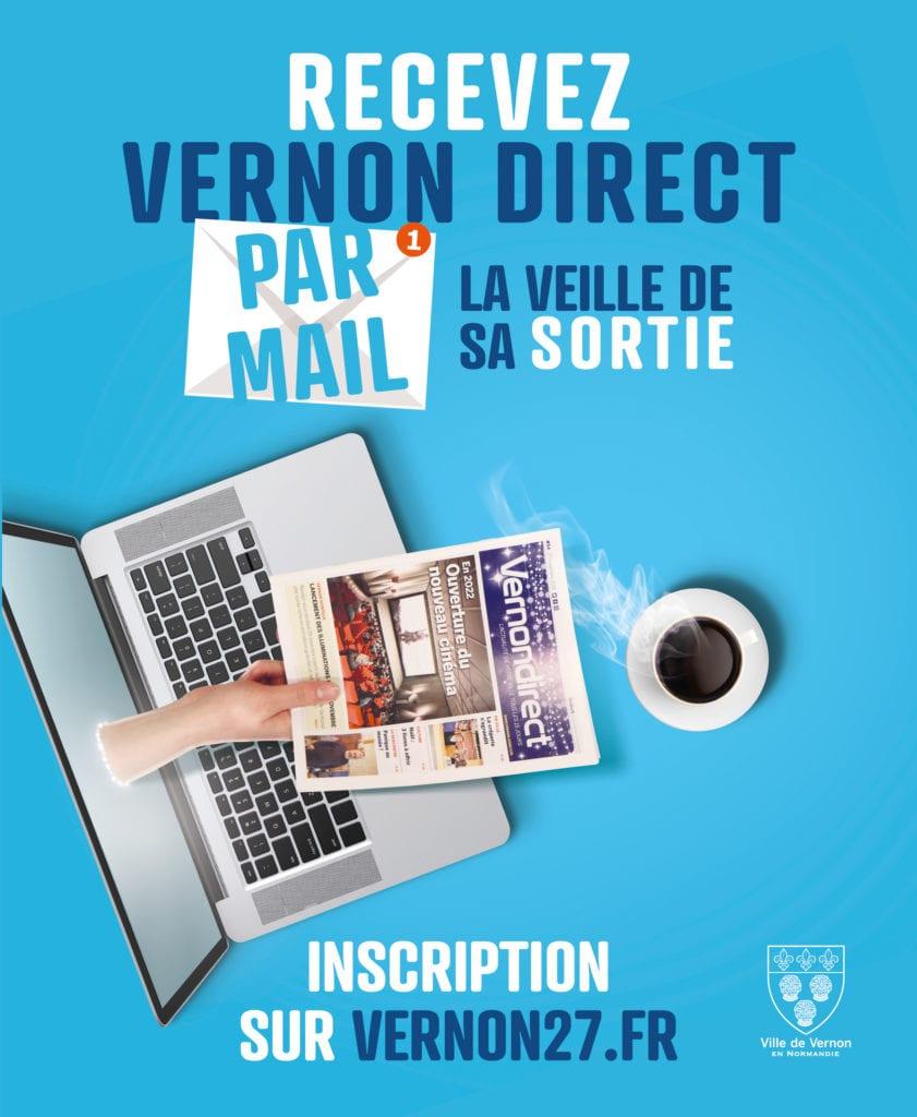 Abonnement Vernon Direct