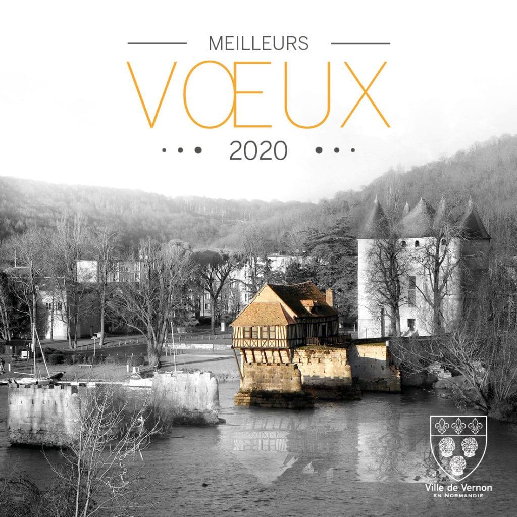 Voeux Vernon 2020