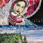exposition de peinture victoria picini