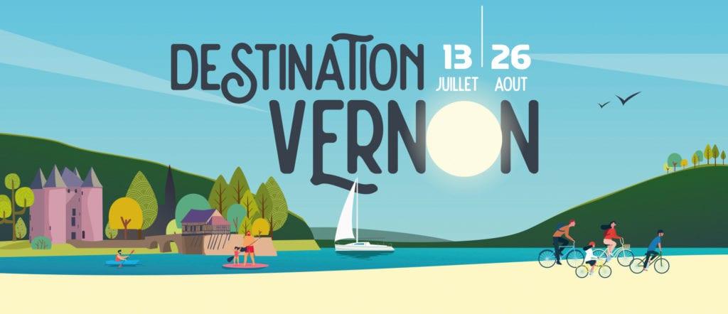 Destination Vernon 2020